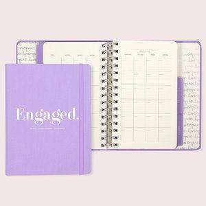 Kate Spade Engaged Appt calendar book